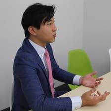 Profil Pengguna Kazutaka