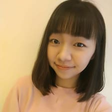 Perfil do utilizador de Chiayu