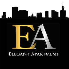 Perfil de usuario de Elegant Apartment