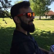 Henri felhasználói profilja