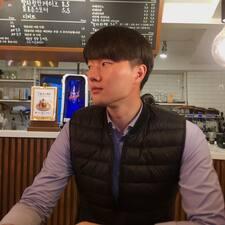 Daegyeong felhasználói profilja
