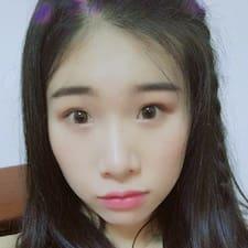 Xiaolin felhasználói profilja