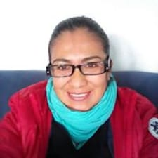 Профіль користувача María Auxilio