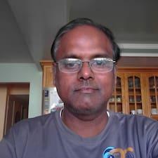 Profil utilisateur de Rajagopal