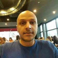 Nutzerprofil von Hamid