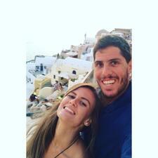 Perfil do utilizador de Giannos & Vanessa