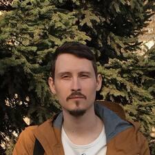 Профіль користувача Evgenii