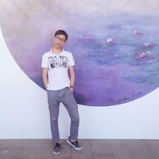 Profil korisnika 戈辉