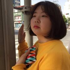 Perfil de usuario de Haeun