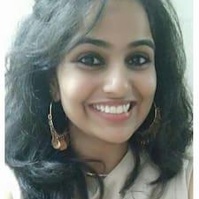 Shreya - Uživatelský profil