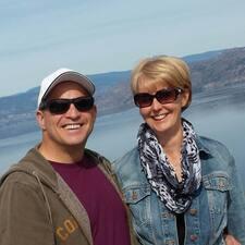 Tracey & Scott User Profile