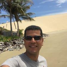 Oliveira felhasználói profilja