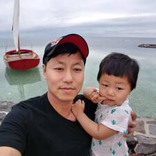 Профиль пользователя Heungsoo