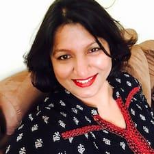 Savitha felhasználói profilja