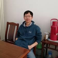Användarprofil för Jianfeng
