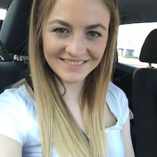 Dorina felhasználói profilja
