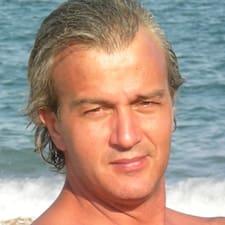 Stelios - Uživatelský profil
