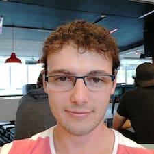Gebruikersprofiel Julien