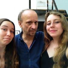 Perfil do utilizador de Marc, Adèle & Madeleine