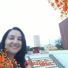 Waldênia felhasználói profilja