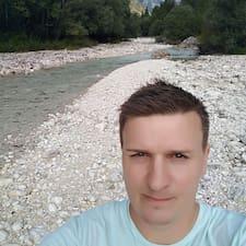 Vilém - Uživatelský profil