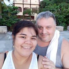 David & Juliet felhasználói profilja