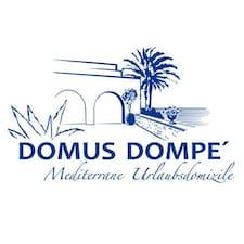 Профиль пользователя Domus Dompé