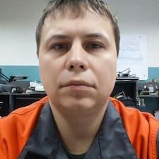 Баранов - Uživatelský profil