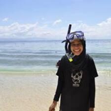 Profil utilisateur de Siti Aisyah
