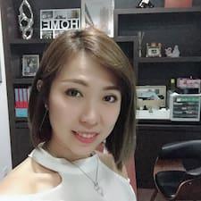 Perfil do utilizador de Nicole
