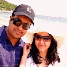 Sukrutha felhasználói profilja