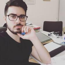 Användarprofil för Georgios