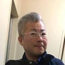 Henkilön Mikihiro käyttäjäprofiili