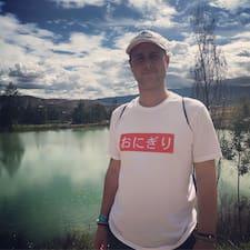 C. James User Profile