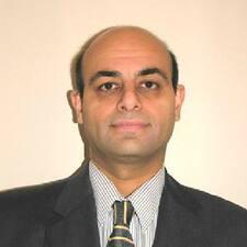 Kamran felhasználói profilja