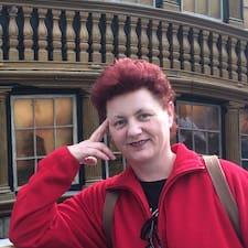 Sylvaine felhasználói profilja