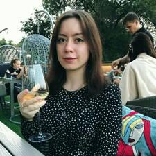 Perfil de usuario de Viktoriia