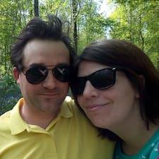 Sandrine&Antoine User Profile