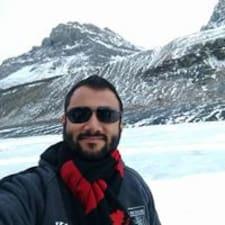 Ricardo felhasználói profilja