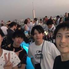 Perfil do usuário de Kurikawa