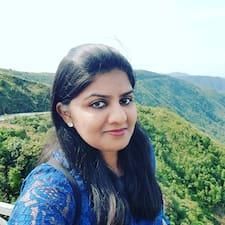 Profil utilisateur de Rajasree