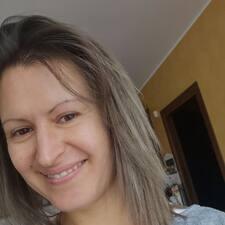 Användarprofil för Cinzia