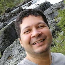 Profil Pengguna Luis Felipe