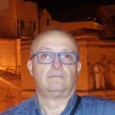 Perfil do utilizador de Gianfranco
