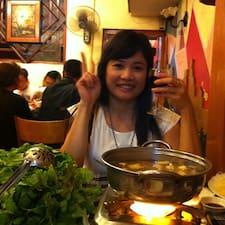 Henkilön Phuong käyttäjäprofiili