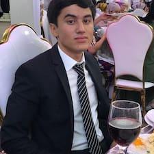 Shahzod User Profile