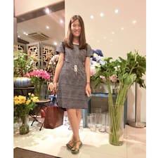Profil utilisateur de Xiwen