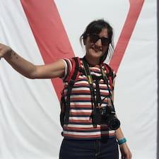 Profilo utente di Virginia Soledad