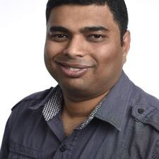 Profil Pengguna Rohit