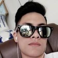Tien - Uživatelský profil